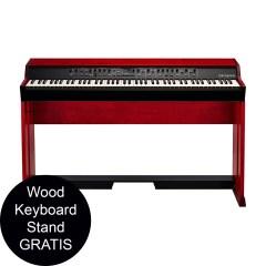 Nord Grand + Wood Keyboard Stand V2