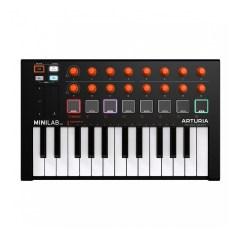 Arturia MiniLab Mk II Orange Edition