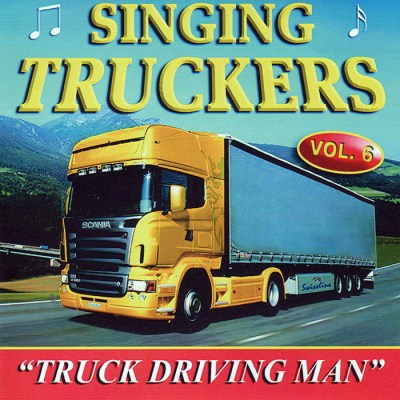 Singing Truckers Vol 6 CD