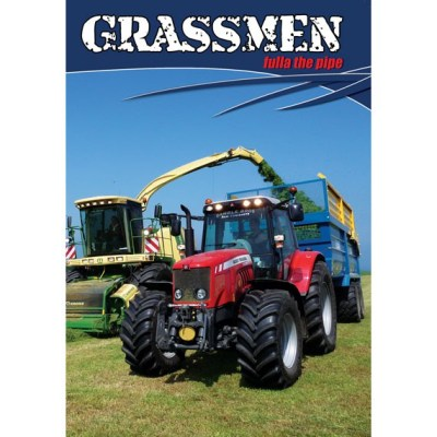 Grassmen Fulla the Pipe DVD