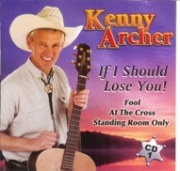 Kenny Archer If I Should Lose You CD