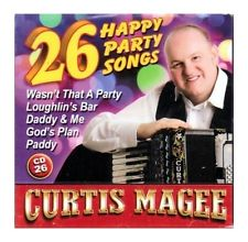Curtis Magee 26 Happy Party Songs CD