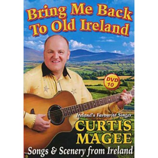Bring me back to old Ireland Curtis Magee DVD