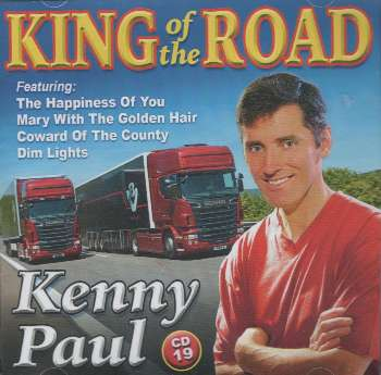 King of the Road Paul Kenny CD
