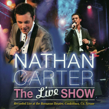 Nathan Carter the Live show CD