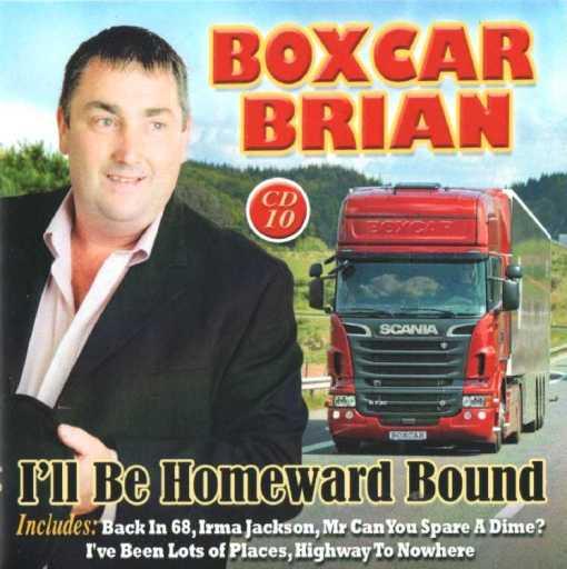 boxcar brian cd 10 i'll be homeward bound