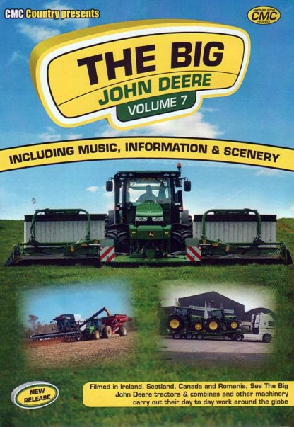 big john deere volume 7 dvd