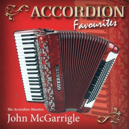 Accordion Favourites John McGarrigle CD