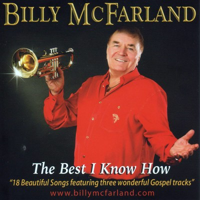 Billy McFarland The Best I Know How CD