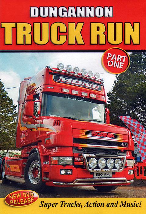 Dungannon Truck Run Part 1 DVD