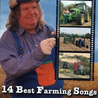 Richie Kavanagh 14 Best Farming Songs DVD