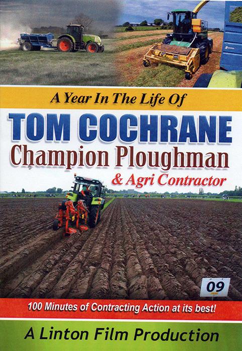 Tom Cochane Champion Ploughman DVD