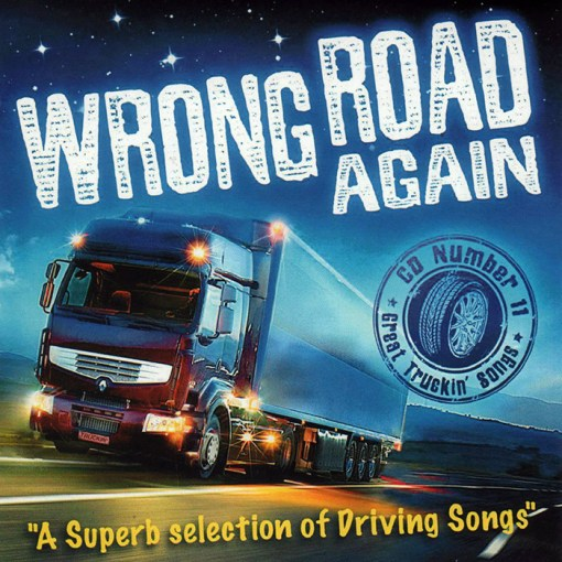Wrong Road Again CD 2