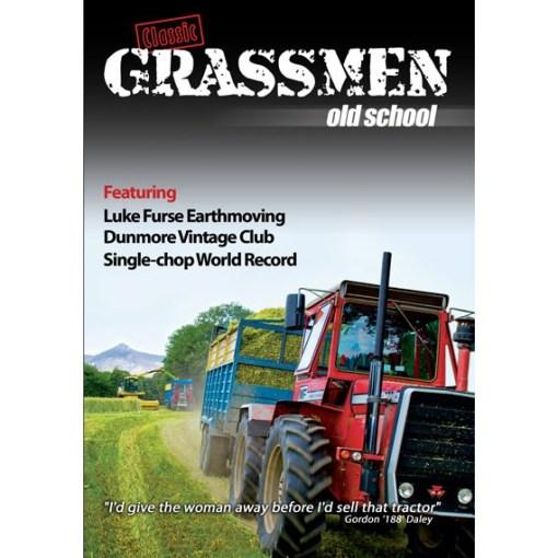 Grassme Old School DVD