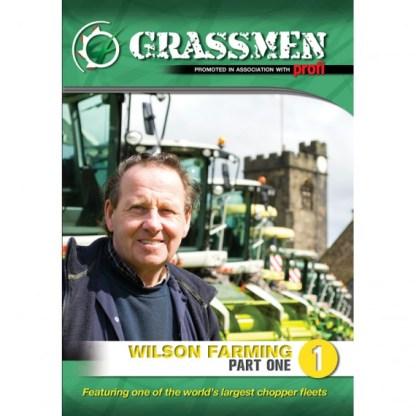 Grassmen Wilson Farming Part 1 DVD