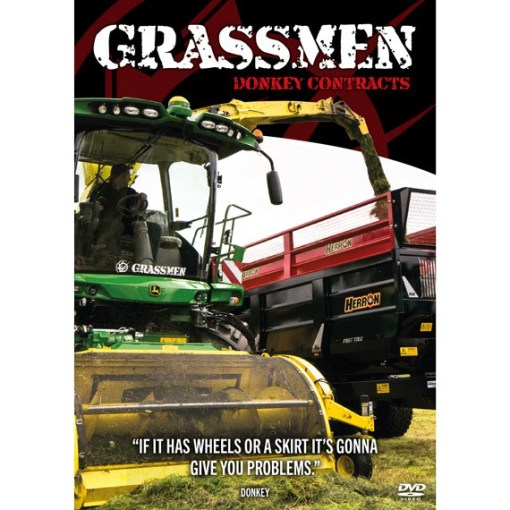 Grassmen Donkey Contracts DVD