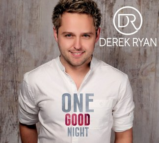 Derek Ryan One Good Night CD