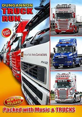 Dungannon Truck Run 2013 (Part Two) DVD