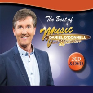 Daniel O'Donnell The Best Of Music And Memories 2CD And DVD