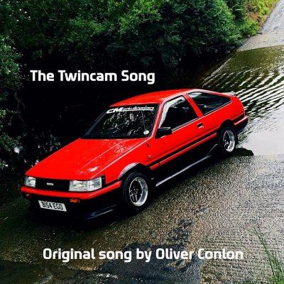 The Twincam Song Original song by Oliver Conlon CD