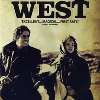 Into The West DVD