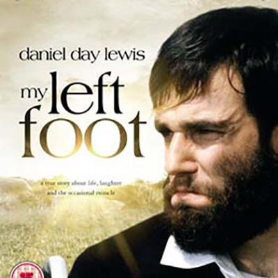 My Left Foot DVD