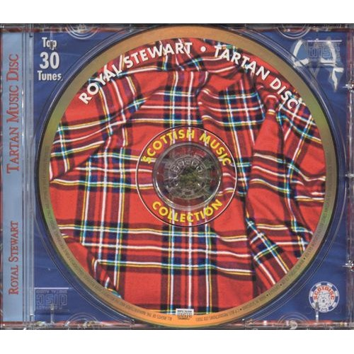 The Tartan Collection Various Artists CD