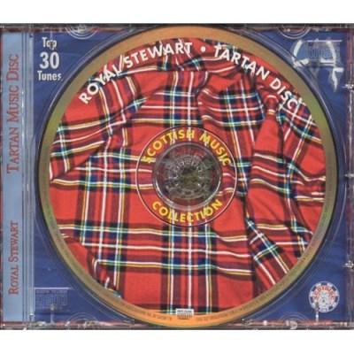 The Tartan Collection Various Artists CD