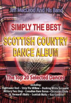 The Best Scottish Country Dances Jim MacLeod Band DVD