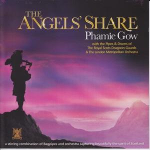 The Angel's Share Phamie Gow CD