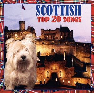 Scottish Top 20 Songs CD