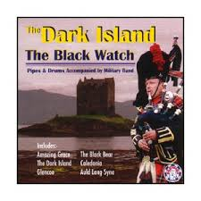 Dark Island The Black Watch CD