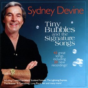 Tiny Bubbles Sydney Devine CD