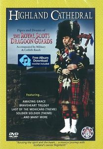 Highland Cathedral The Royal Scots Dragoon Guards DVD