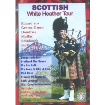 Scottish White Heather Tour DVD