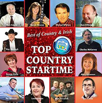 Top Country Startime CD