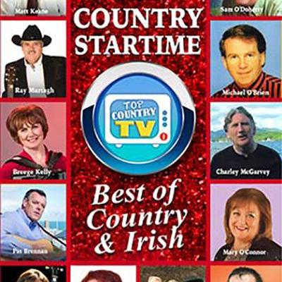 Top Country Startime DVD