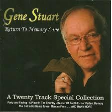 Gene Stuart Return To Memory Lane CD