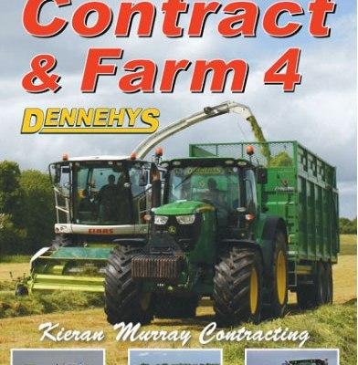 Contract Farm 4 DVD Dennehys / Kieran Murray Contracting