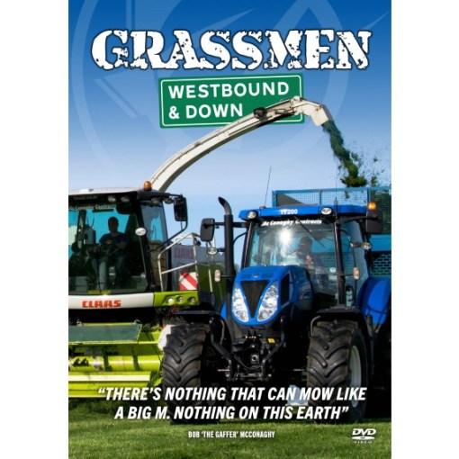 Grassmen Westbound Down DVD