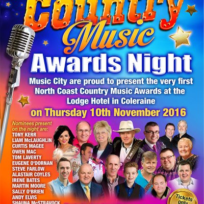 North Coast Country Music Awards Night