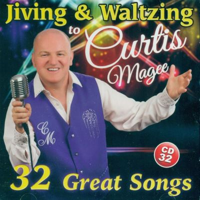 Curtis Magee Jiving & Waltzing CD