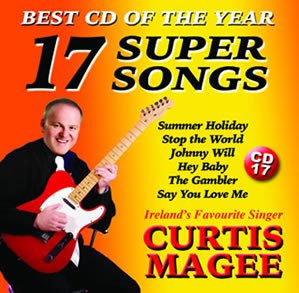 Curtis Magee 17 Super Songs CD