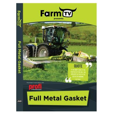 FarmTV Full Metal Gasket DVD