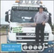 Boxcar Brian Truck Drivin' Man CD