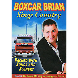 Boxcar Brian Sings Country DVD