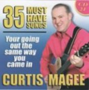Curtis Magee 35 Must Have Songs CD