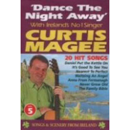 Curtis Magee Dance The Night Away DVD