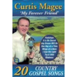 Curtis Magee 20 Country Gospel Songs DVD
