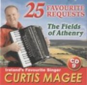 Curtis Magee 25 Favourite Requests CD